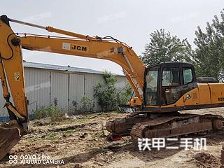 山重建机JCM922C挖掘机实拍图片