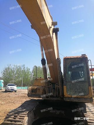 北京三一重工SY215C挖掘机实拍图片