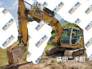 加藤HD513MRIII挖掘機實拍圖片