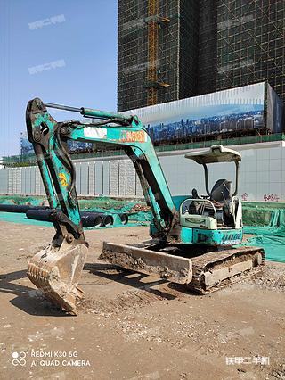 佛山洋馬Vio40-2挖掘機實拍圖片