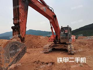福州日立EX350挖掘機實拍圖片