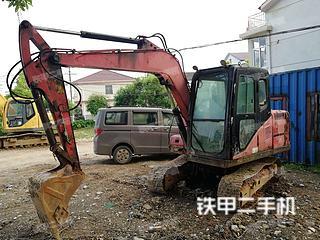 安康熔盛機械ZY65挖掘機實拍圖片
