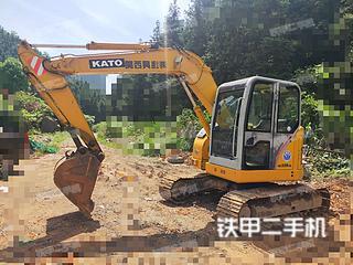 加藤HD308US挖掘機實拍圖片