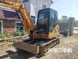 宣城龍工LG6060挖掘機實拍圖片