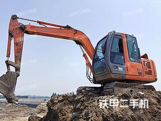 日立ZX60挖掘機實拍圖片