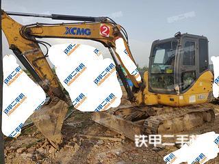 江苏-宿迁市二手徐工XE60D挖掘机实拍照片