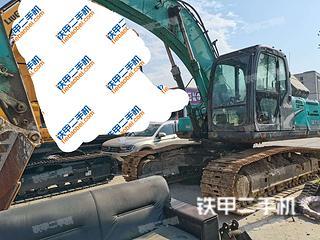 福州神鋼SK210LC-8挖掘機實拍圖片