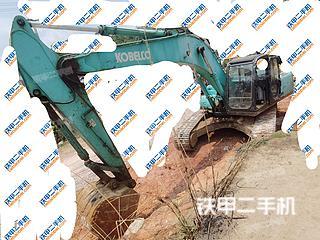 云南-普洱市二手神钢SK250LC挖掘机实拍照片