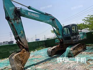 二手神钢 SK200超8 挖掘机转让出售