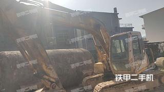 江西-九江市二手住友SH120C2挖掘机实拍照片