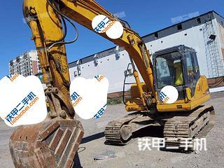 北京雷沃重工FR170挖掘机实拍图片