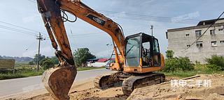雷沃重工FR150-7挖掘機實拍圖片