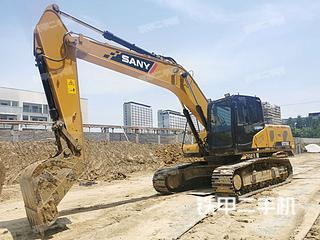 安徽-合肥市二手三一重工SY215C挖掘机实拍照片