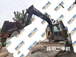 邯鄲沃爾沃EC75DAG挖掘機實拍圖片