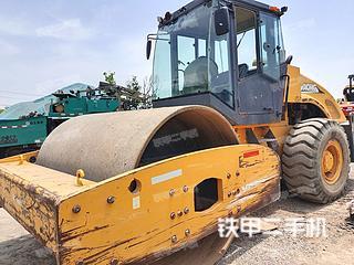 安徽-合肥市二手徐工XS202J压路机实拍照片