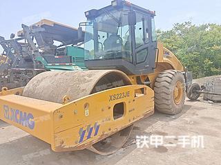 安徽-合肥市二手徐工XS203JE压路机实拍照片