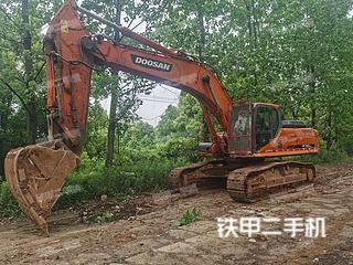 宣城斗山DX380LC挖掘機實拍圖片