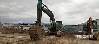 固原神钢SK350LC-8挖掘机实拍图片