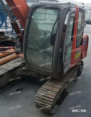 宣城日立ZX70挖掘機實拍圖片