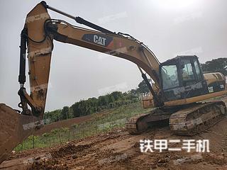 襄陽卡特彼勒320D液壓挖掘機實拍圖片