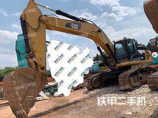 云南-文山壮族苗族自治州二手卡特彼勒340D2L挖掘机实拍照片
