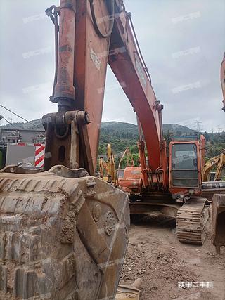 大理斗山DH370LC-7挖掘機實拍圖片