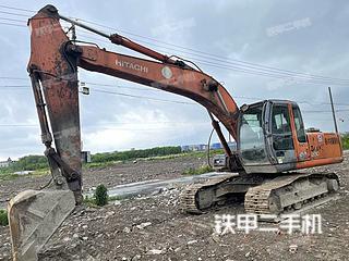 杭州日立ZX200挖掘機實拍圖片