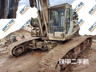 中聯重科ZR220A旋挖鉆實拍圖片