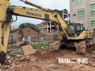 莆田小松PC450-7挖掘機實拍圖片