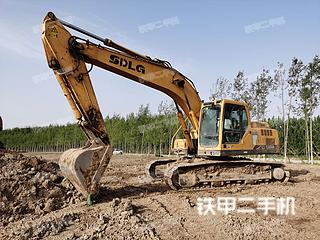 攀枝花山東臨工LG6210挖掘機實拍圖片