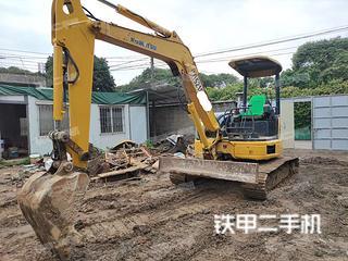 小松PC50MR-2挖掘机实拍图片