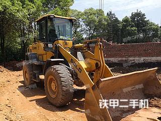 山東臨工LG936L裝載機實拍圖片
