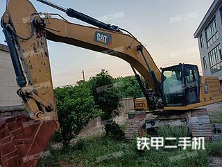 江西-抚州市二手卡特彼勒336D2-GC液压挖掘机实拍照片