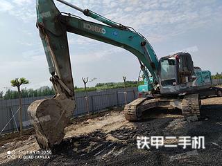 廊坊神鋼SK260LC-8挖掘機實拍圖片