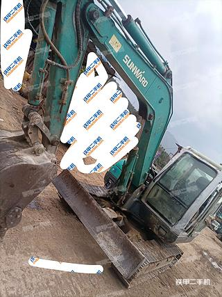长春山河智能SWE70N9挖掘机实拍图片