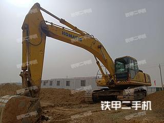 榆林小松PC360-7挖掘機實拍圖片