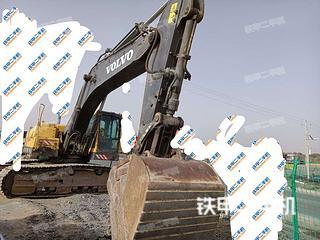 榆林沃爾沃EC360BLC挖掘機實拍圖片