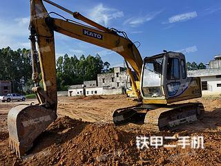 二手加藤 HD512 挖掘机转让出售