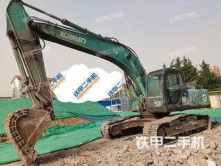 神鋼SK250-6E挖掘機實拍圖片