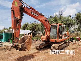 昆明斗山DH150LC-7挖掘机实拍图片