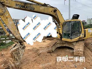 莆田小松PC200-6E挖掘機實拍圖片