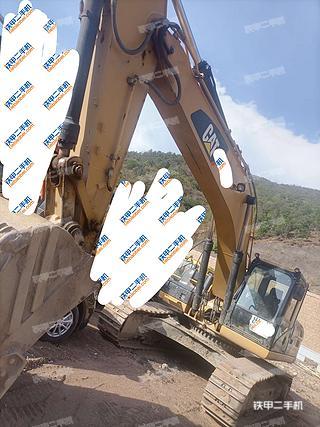 大理卡特彼勒330D2L液壓挖掘機實拍圖片