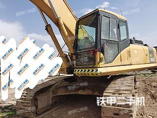 山西-忻州市二手小松PC360-7挖掘机实拍照片