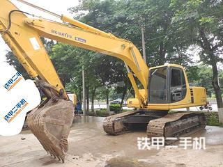 小松PC200-6E挖掘机实拍图片