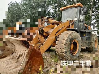 安徽-宿州市二手龙工LG855D装载机实拍照片