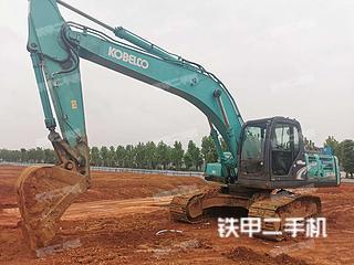 湖南-长沙市二手神钢SK250-8挖掘机实拍照片