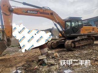 邢臺三一重工SY365H挖掘機實拍圖片