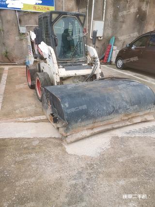 東營山貓S160滑移裝載機實拍圖片