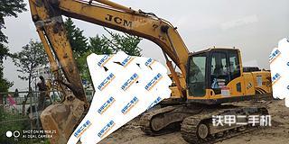 山推挖掘机JCM921D挖掘机实拍图片