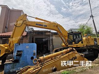 小松PC700LC-8E0挖掘机实拍图片